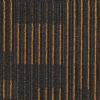 NFD Arizona Carpet Tiles Gold On Black