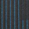 NFD Arizona Carpet Tiles Sapphire On Black