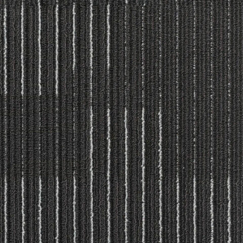 NFD Arizona Carpet Tiles White On Black