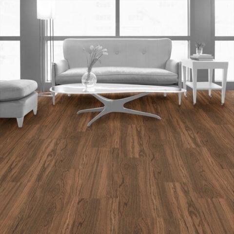 Interface Natural Woodgrains Loose Lay Vinyl Planks Chestnut