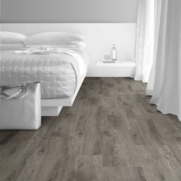 Interface Textured Woodgrains Loose Lay Vinyl Planks Grey Dune
