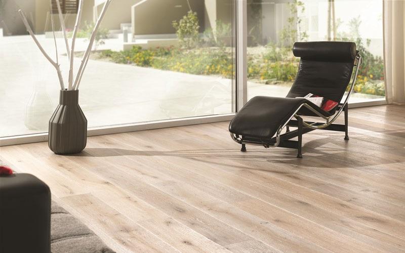 Maison timber floors