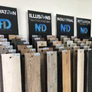 National Flooring Distributors Range