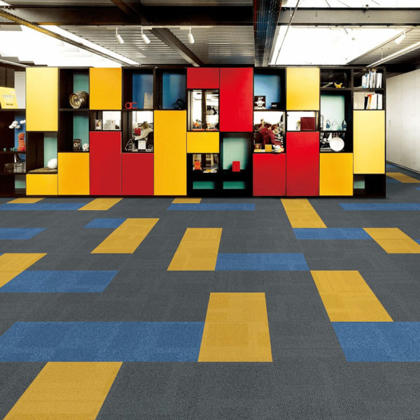 Airlay Paragon Carpet Tiles Sunbound