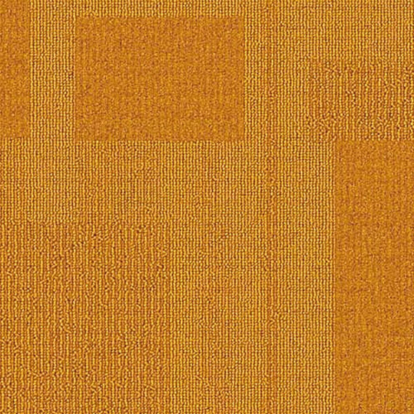 Airlay Paragon Carpet Tiles Tangerine