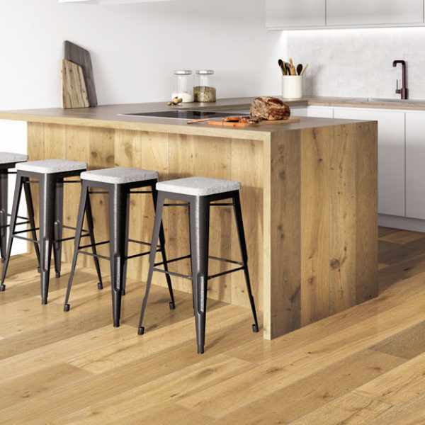 Hurford Flooring Elegant Oak Engineered Timber Urban