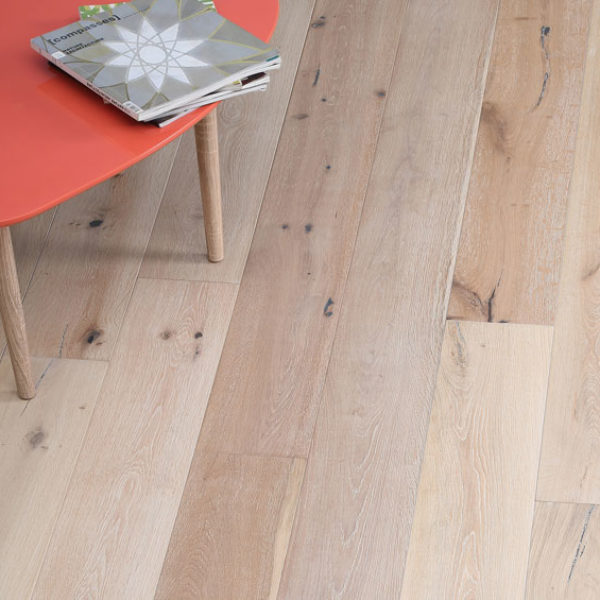 Hurford Flooring Premiere Oak Engineered Timber White Wash