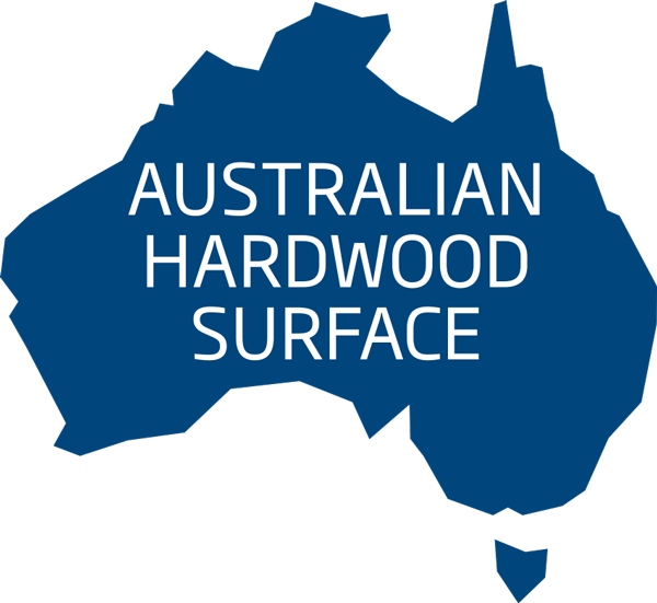 Australian Native Hardwood Surface Logo