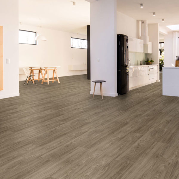 Decoline Oasis Loose Lay Vinyl Planks Grey Oak