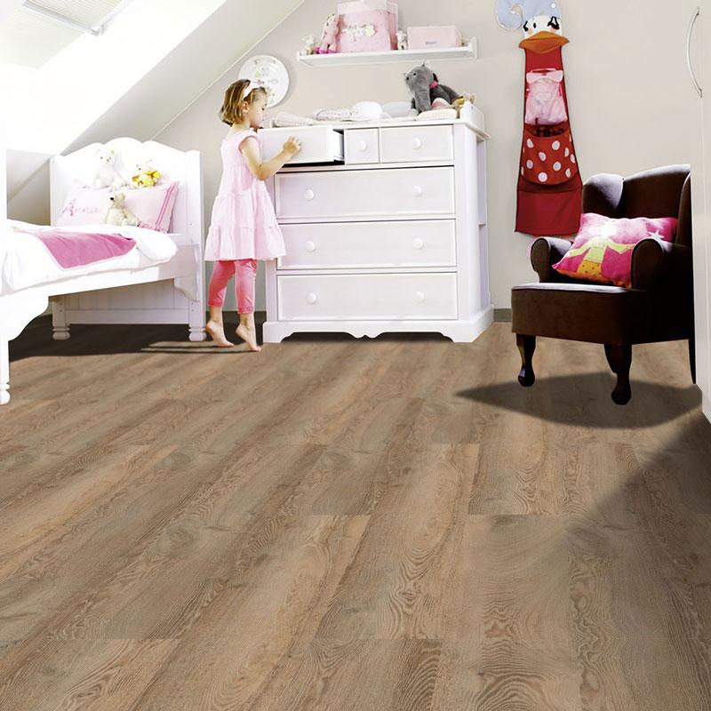 Eco Flooring Systems Ornato Hybrid Walnut Brown