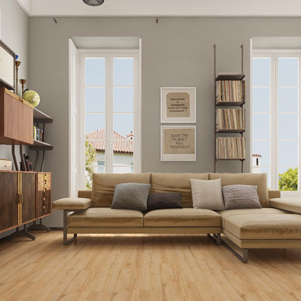 GAT 5 mm Collection Loose Lay Vinyl Planks Honey Maple
