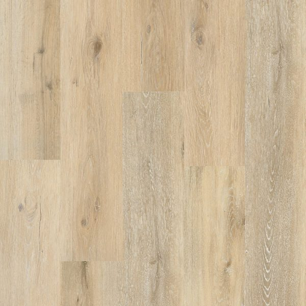 Decoline Natural European Oak Hybrid Flooring Pearl