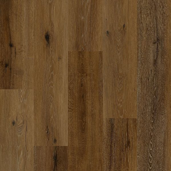 Decoline Natural European Oak Hybrid Flooring Browny