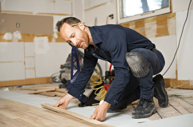 The HomeBuilder Grant can help you cover the cost of a new renovation