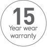 Clix 15 year warranty