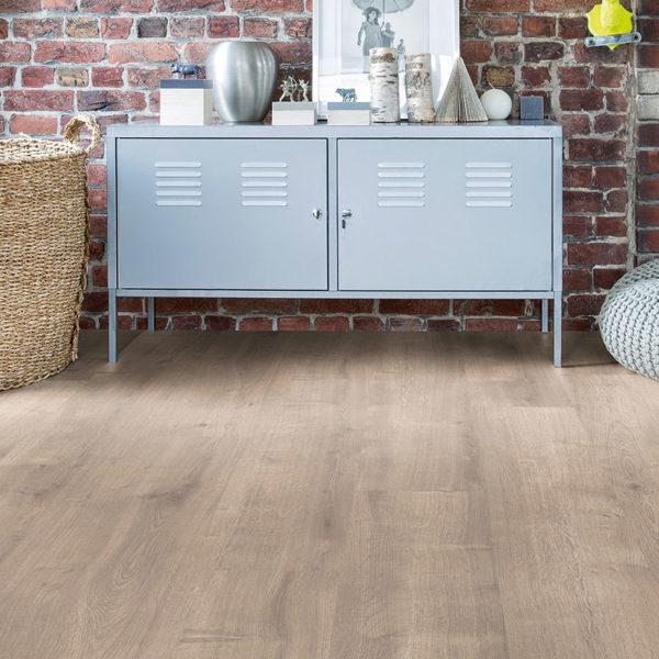 Premium Floors Clix Plus Laminate Taupe Oak