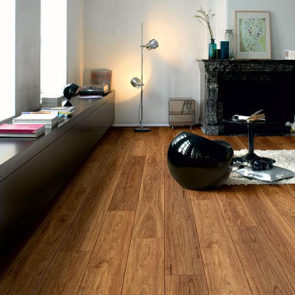 Premium Floors Clix XL Laminate Spotted Gum