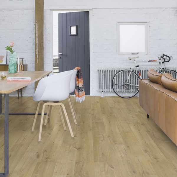 Premium Floors Quick-Step Impressive 8 mm Laminate Soft Oak Natural