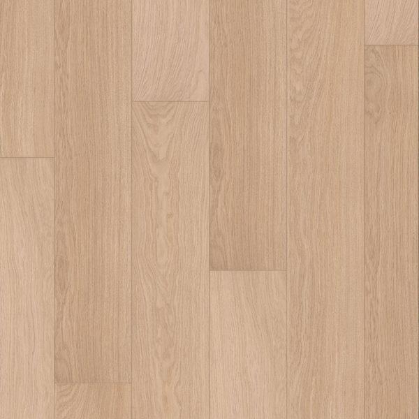 Premium Floors Quick-Step Impressive 8 mm Laminate White Varnished Oak