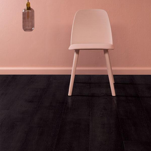 Premium Floors Quick-Step Perspective Nature Laminate Painted Oak Black