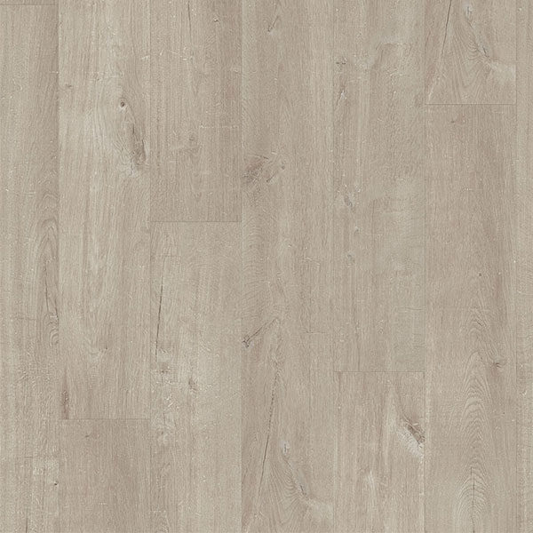 Premium Floors Quick-Step Pulse Hybrid Flooring Cotton Oak Warm Grey
