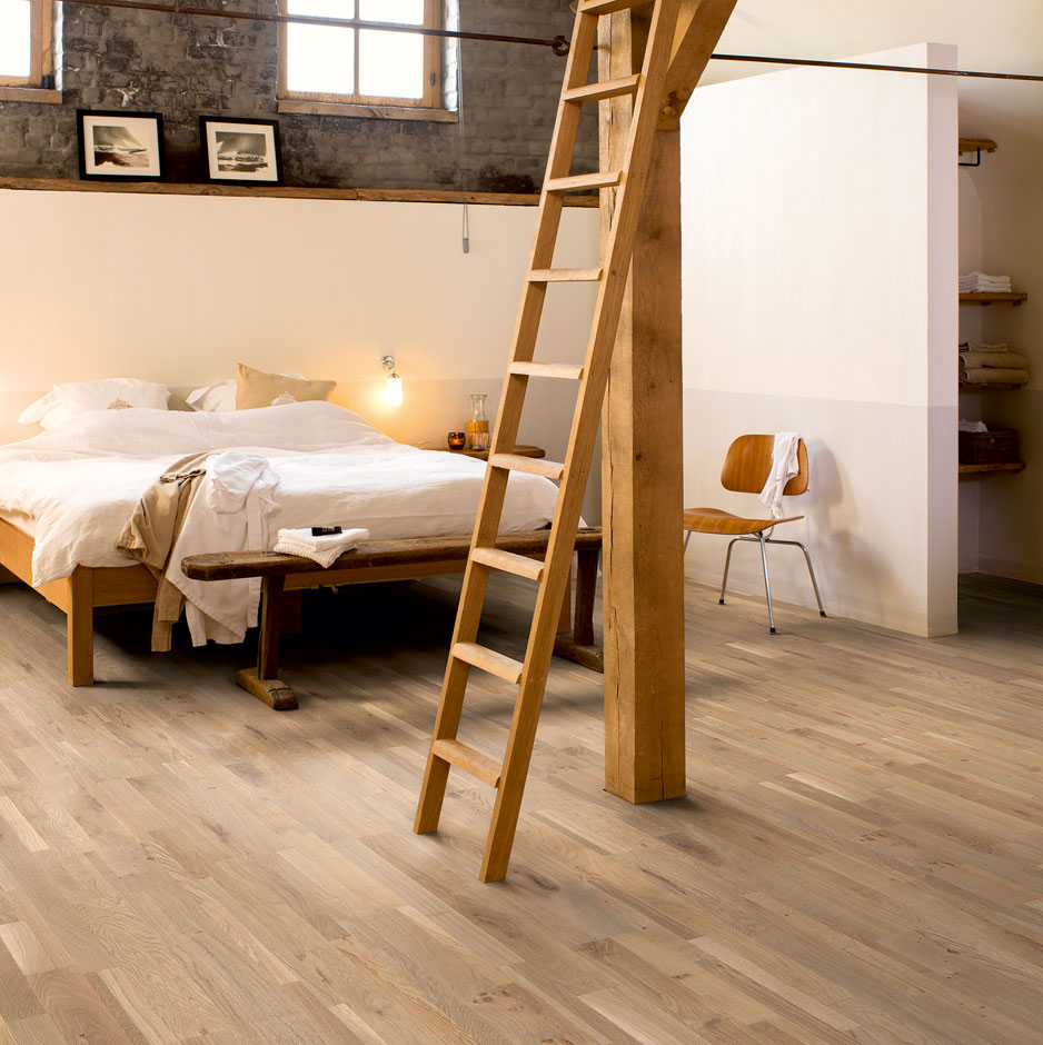 Benefits of solid timber flooring