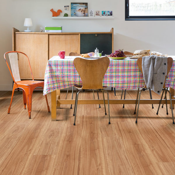 Premium Floors Titan Glue Vinyl Planks Blackbutt