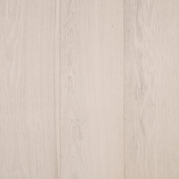 Terra Mater Floors WildOak Lakewood 190 mm Engineered Timber Shoji White