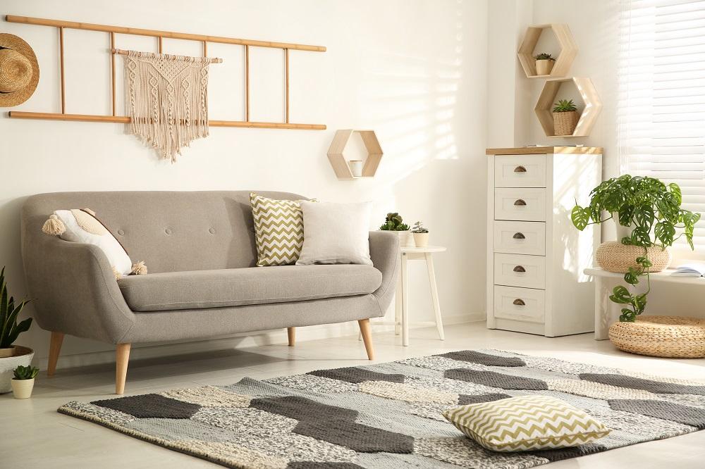 Warm flooring rug