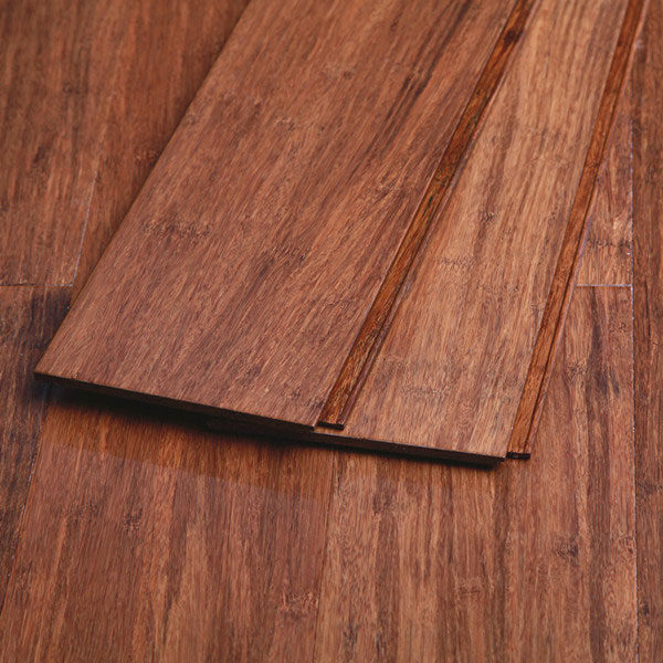 Eco Flooring Systems BT Engineered Bamboo Coffee Lock