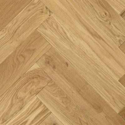 Eco Flooring Systems Swish Oak Natura Herringbone