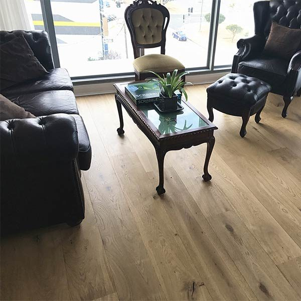Eco Flooring Systems Swish Oak Wideboard Engineered Timber Country Caramel Oak