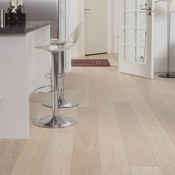 Eco Flooring Systems Swish Oak Wideboard Engineered Timber Elegant White Oak