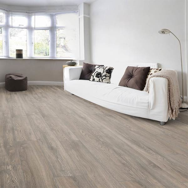 Eco Flooring Systems Villeroy & Boch Contemporary Laminate Bradford Oak