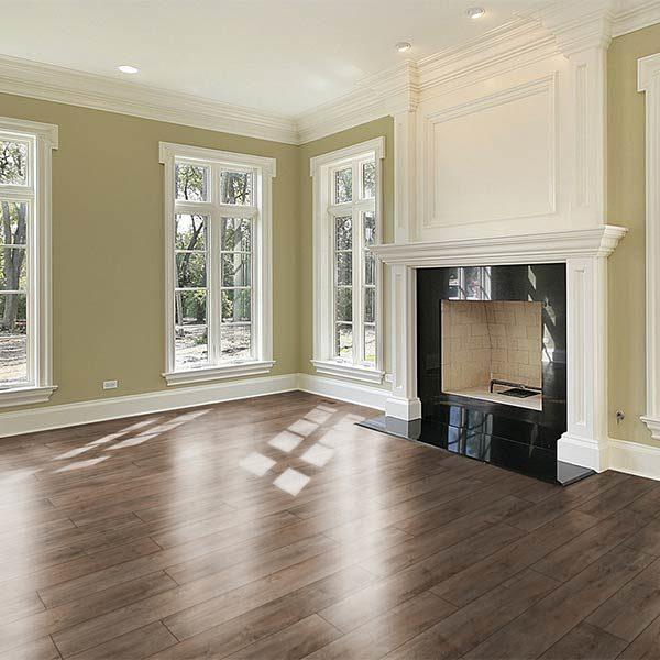 Eco Flooring Systems Villeroy & Boch County Laminate Sheffiled Oak