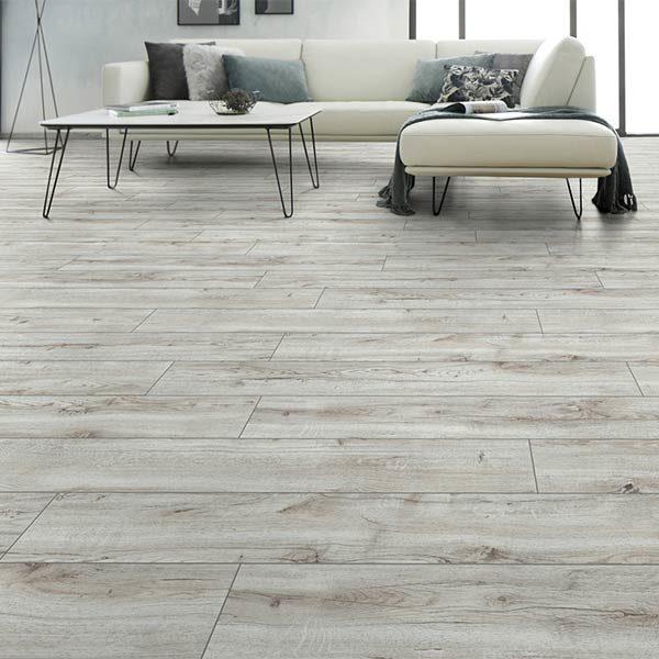 Eco Flooring Systems Villeroy & Boch County Laminate White Oak