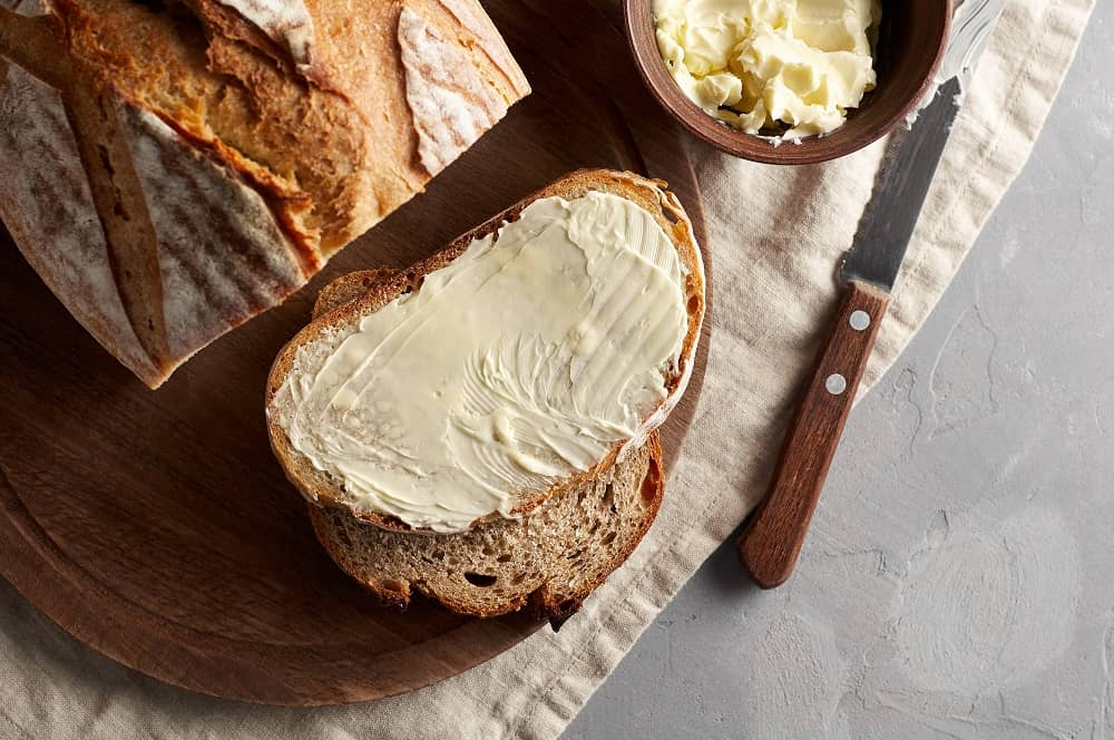 Homemade bread can be a cheap Christmas present