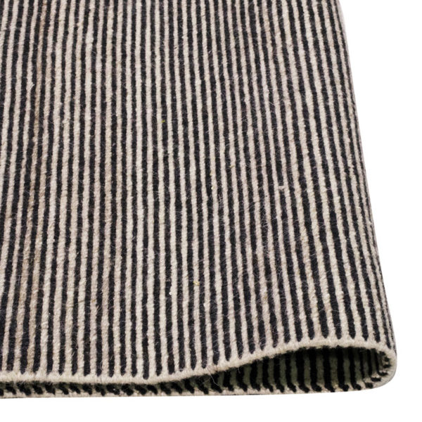Bohem Ribbed Charcoal