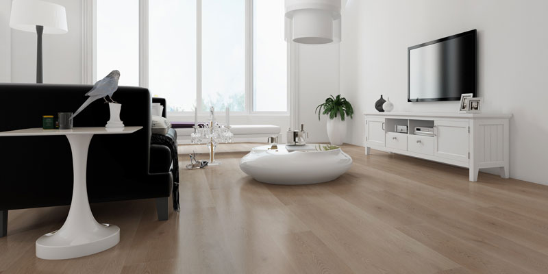 SPC and WPC Flooring share a lot of traits, both are durable but SPC is less expensive.