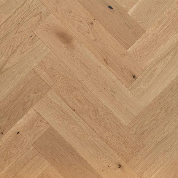 Grand Oak Herringbone Collection Engineered Timber Natural Oak