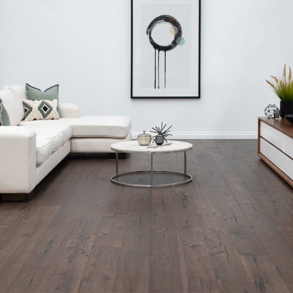 Hickory Impression Homestead Engineered Timber Antler Brown