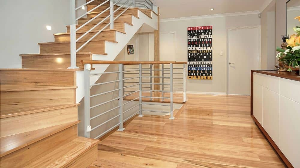 Other types of flooring materials also makes Blackbutt its woodgrain of choice.