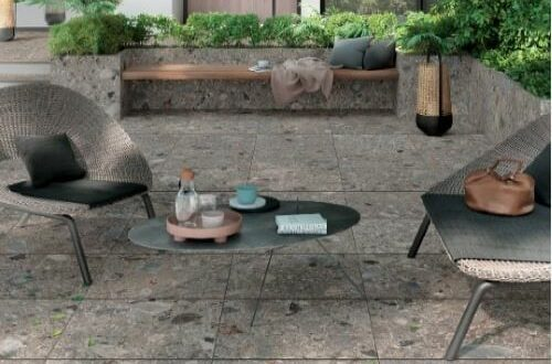 Terrazo is one of the most expensive flooring options available but could last up to 75-100 years.