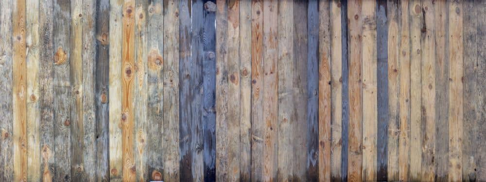 The coolest advantage of reclaimed hardwood is the design options.